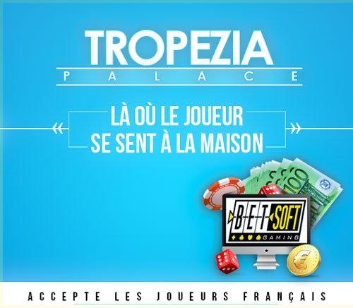 Tropezia casino bonus sans depot live poker feed wsop